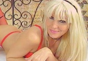 livestrip blondinen
